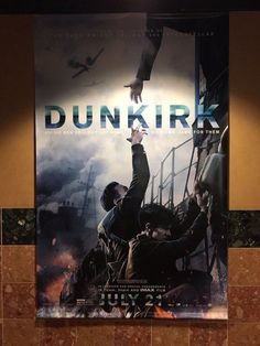 The new poster is Dunkirk