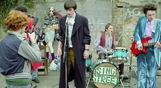 Written and directed by critically acclaimed Irishman John Carney (Once, Begin Again). Sing Street is set in 1985 and follows the life of Conor 'Cosmo'. A 14-year-old Dublin native who struggles to adjust after the recession forces his family to move Conor from a private school to a rough public school. #SingStreet