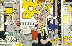 Roy Lichtenstein Go for BaroqueArtist Roy Fox Lichtenstein Fosterginger.Pinterest.ComMore Pins Like This One At FOSTERGINGER @ PINTEREST No Pin Limitsでこのようなピンがいっぱいになるピンの限界