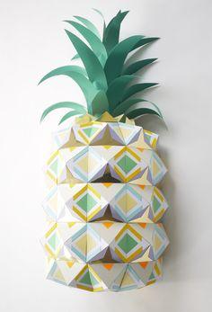 Paper craft by Lydia Shirreff