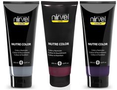(5) If you want a more intense colour, then you can mix with 20V peroxide in the proportion of 1/4 peroxide with 3/4 nutre color. (A permanent colour (tint / dye) is the colour that is achieved by applying a mixture of colour cream   developer (Hydrogen Peroxide), typically done by a hairdresser). | eBay! Fuchsia, Red Purple, Hair Dye Colors, Hair Color, Hydrogen Peroxide, Hairdresser, How To Apply, Colour, Cream