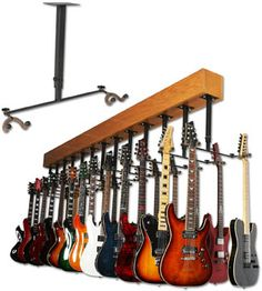 1000 Ideas About Guitar Hanger On Pinterest Guitar Wall