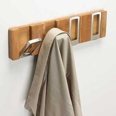 cool coat hook design                                                                                                                                                                                 More