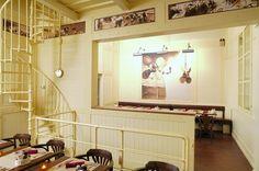Le vent du nord, Milano Restaurant Bar, Loft, Hotel, Restaurants, Furniture, Drinks, Places, Home Decor, Drinking