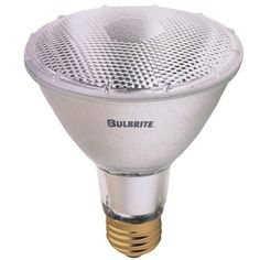 Bulbrite H50PAR30NF/L 120V 50W PAR30 Long Neck Halogen Narrow Flood Light by Bulbrite. $12.43. 50-Watt halogen par 30 long neck narrow flood, medium (e26) base, 120V.