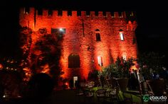 Lighting and sound for weddings and events at Castello di Vincigliata, Florence, Italy. Entertainment by Marat Sidelsky of Marat World Ent Italy Wedding, Florence, Weddings, Lighting, World, Light Fixtures, Wedding, Lights, Lightning