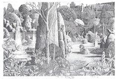 into the garden .. by maryanne42 on DeviantArt