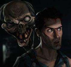 266 best ash v evil dead images on pinterest in 2018 horror films