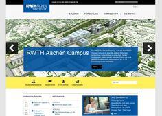 Relaunch der RWTH Aachen