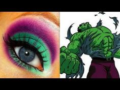 The Hulk Makeup Tutorial Youtube channel: http://full.sc/SK3bIA