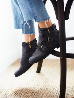 Free People Thunderstruck Moto Boot, zł 1405.34
