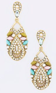 Southern Charm. Perfect Easter earrings