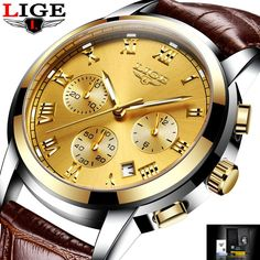 Now available on our store: 2017 New Watches ... Check it out here! http://www.usmartny.com/products/2017-new-watches-men-luxury-brand-lige-chronograph-men-sports-watches-waterproof-leather-quartz-man-watch-mens-relogio-masculino?utm_campaign=social_autopilot&utm_source=pin&utm_medium=pin