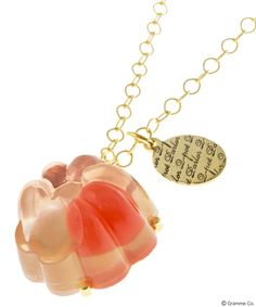 Juicy Cherry Jelly Necklace