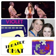 """The final performance of """"Violet"""" is a benefit to support Education at Roundabout. http://www.examiner.com/review/broadway-s-violet-proves-there-should-be-a-best-music-director-tony-award"""