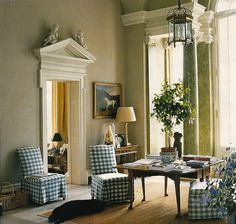 Beautiful English country house style🌳🌳🌳photo courtesy of House& Garden🌳🌳🌳 . Decor, Home Interior Design, House Styles, English Country House Style, Interior, Beautiful Interiors, Country Style Homes, House Interior, Interior Architecture