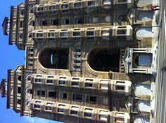 Lost architecture in philadelphia