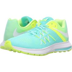 sports shoes 9dcc3 e2a45 ... where to buy nike zoom vomero 8 womens running shoe 130 liked on  polyvore featuring shoes