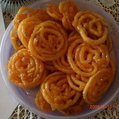 Zlabia   Marokkanisch Essen