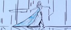 Let it Go Storyboards