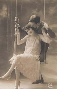 @Jennifer Graafstra This lady looks like you! At least I thought so immediately. :) So pretty. - 1920's