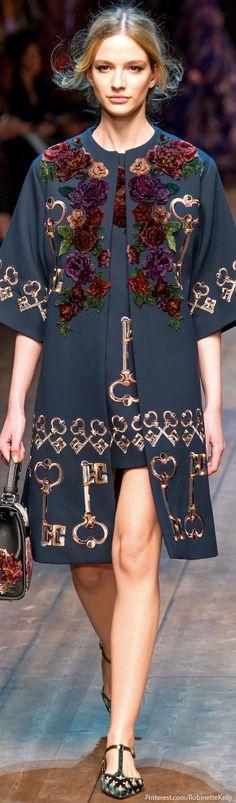 Dolce & Gabbana / F/W 2014 RTW