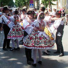 Voivodina Hungarians national costume