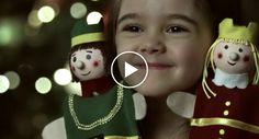 """""""Acredite Na magia Do Natal"""" o Vídeo Que Está a Emocionar a Internet"""