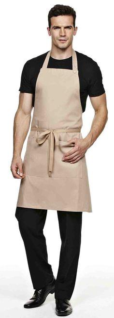 Fartuch kuchenny/ zapaska barmańska/fartuch kelnerski idealny do pracy w domu, w kawiarni, w pubie czy restauracji.
