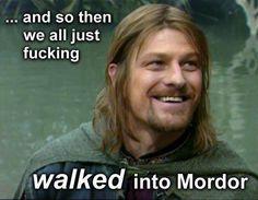 Freakin' Boromir