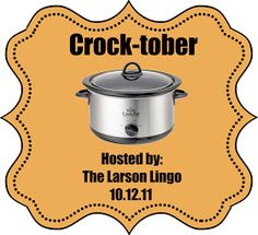 The Larson Lingo: Crock-tober: Slow Cooker Ribs