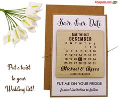 Wedding save the date magnet often doubles up as the main invitation tool too. A well designed refrigerator wedding save the date magnet is often treasured as a personal token and it signifies the bond that is shared with the person. Wedding List, Wedding Save The Dates, Save The Date Magnets, Personalized Wedding, Coupon Codes, Announcement, Dating, Invitations, Quotes