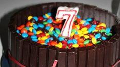 Pas le temps de faire un gâteau qui fera jaser? Pas besoin de temps lorsque vous avez des Kit Kat© Le principe est fort simple et les possibilités presqu'infinies. Ingrédients Un mélange à gâteau en boîte (ou fait maison) Un pot de...