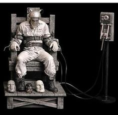 old electric chair switch - Google Search