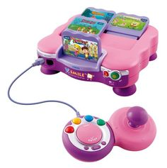 VTech VTech  VSmile Tv Learning System  Pink * Continue to the product at the image link.Note:It is affiliate link to Amazon.