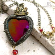 stain glass polymer clay - Google Search