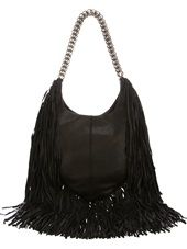 BARBARA BONER - fringe bag #bag #tote #leather #barbaraboner #womens #farfetch #dolcitrame #dolcitrameshop #fashionweek