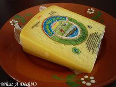 "Queijo São Jorge #portuguese cheese ""da ilha"" from the #Azores"