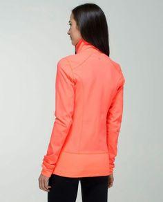 Lululemon Nice Asana Jacket $118.00Very Light Flare ~