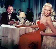 """""""The Girl can't help it"""" (1956) Technicolor film stock"""