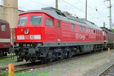 BR 232 Deutsche Bahn  Cargo