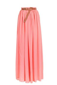 Awesome Chiffon maxi dress Elegant  Chiffon Long Skirt    Multi Color OASAP.com... Check more at http://mydress.cf/fashion/chiffon-maxi-dress-elegant-chiffon-long-skirt-multi-color-oasap-com/