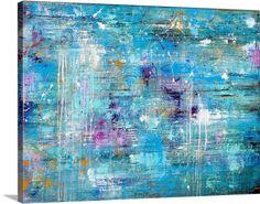 'Poetic+Rehab'+by+Erin+Ashley+Painting+Print+on+Canvas.jpg (540×425)