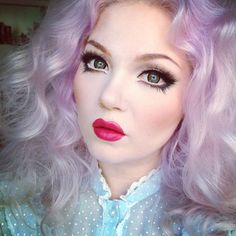 Doe Deere - i want to try to create this look on my own - so gorgeous!