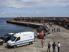 PORTO DA CALHETA: Tourada à Corda no Porto da Calheta (2)