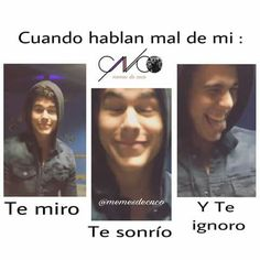 Read from the story Memes de CNCO 3 by TeamCNCOwnerss (CNCO 💫) with 265 reads. 😹😹😹 pa que pregunta si sabe la respuesta 😹😹😹😹 Memes Cnco, Funny Memes, Fandoms, Lol, Honduras, Reading, My Love, Wattpad, Pictures