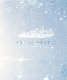 |ASOIAF:Minimalist Character Posters|Sansa Stark