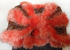 Femininer edler Bolero Stola handmade Shawl Shrug