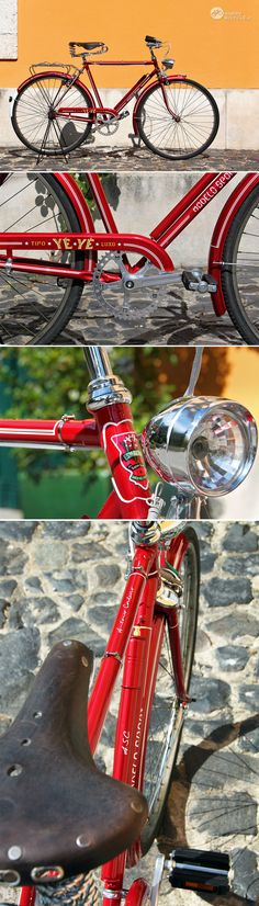 OldSchool Portuguese YE YE Bicycle. A tribute to a grandfather. by HappyBicycle.pt