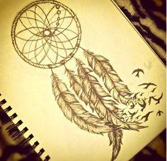 I want a dream catcher tattoo